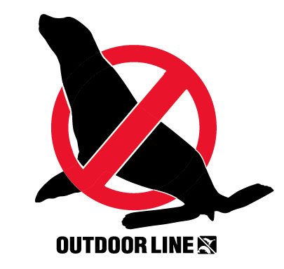 Outdoor Line Seal Decal